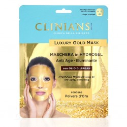Máscara Ouro de Luxo Anti-Idade