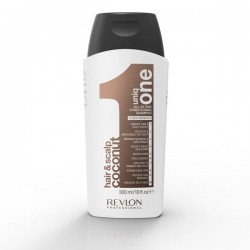 UNIQ ONE CONDICIONADOR & SHAMPOO COCONUT REVLON 300ML