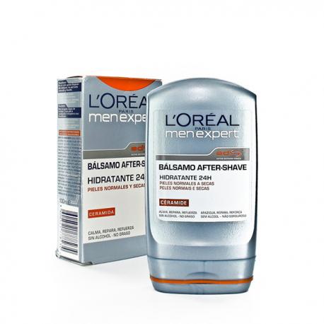L'Oréal Homem - Bálsamo After Shave, 100mL