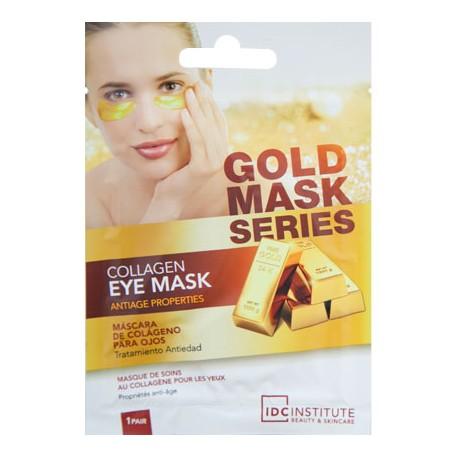 Máscara de Beleza Dourada
