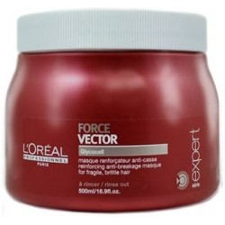 L'ORÈAL EXPERT FORCE VECTOR- MÁSCARA, 500mL