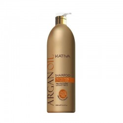 KATIVA | Champô Argan Oil S/Sal, 1000mL