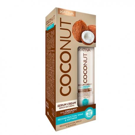 KATIVA   COCONUT - Spray Serum Cream, 200mL