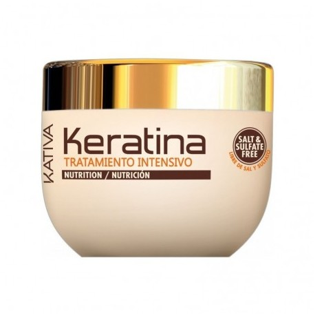 KATIVA | KERATINA - Tratamento de Hidratação Profunda, 500mL