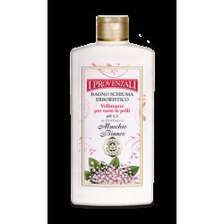Gel de Banho Perfumado com Musgo Branco